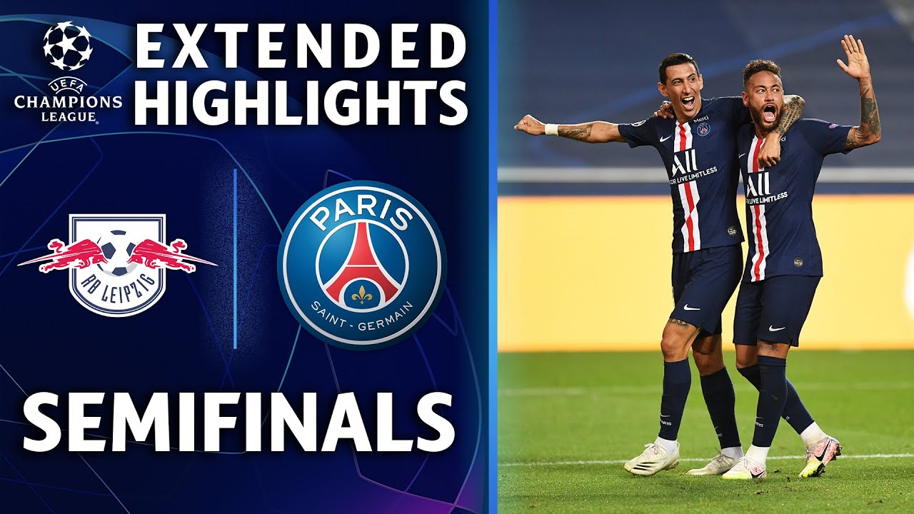 RB Leipzig vs Paris Saint-Germain | Champions League semifinal highlights | UCL on CBS Sports