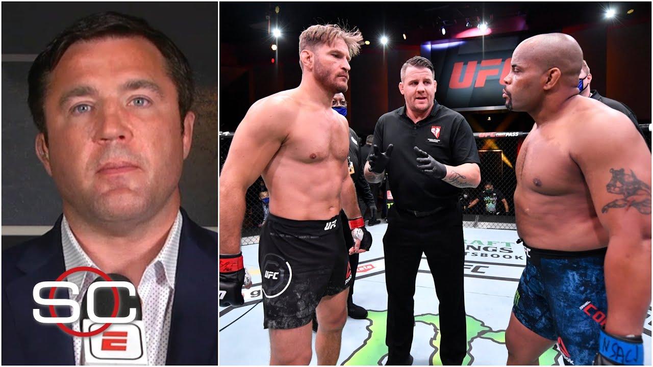 Reaction to Stipe Miocic's win vs. Daniel Cormier at UFC 252 | SportsCenter