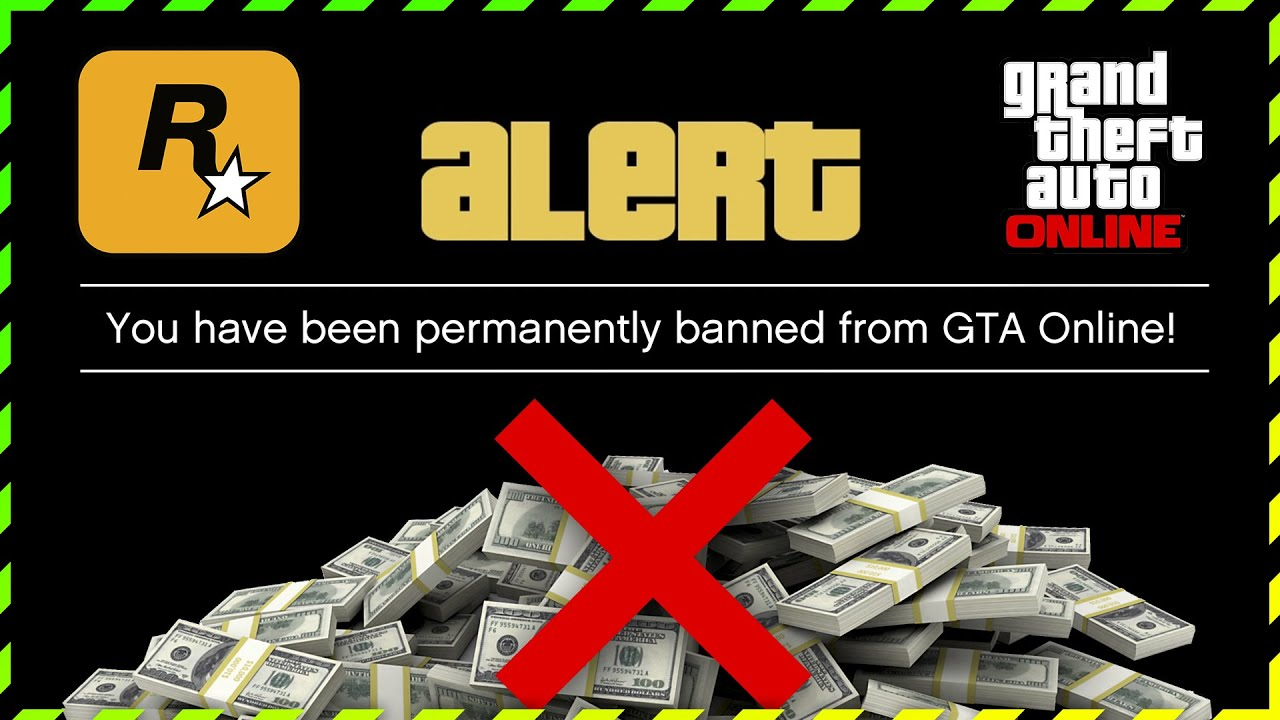 Rockstar Games to BAN & MONEY WIPE ALL PLAYERS in GTA Online for ABUSING the APARTMENT MONEY GLITCH