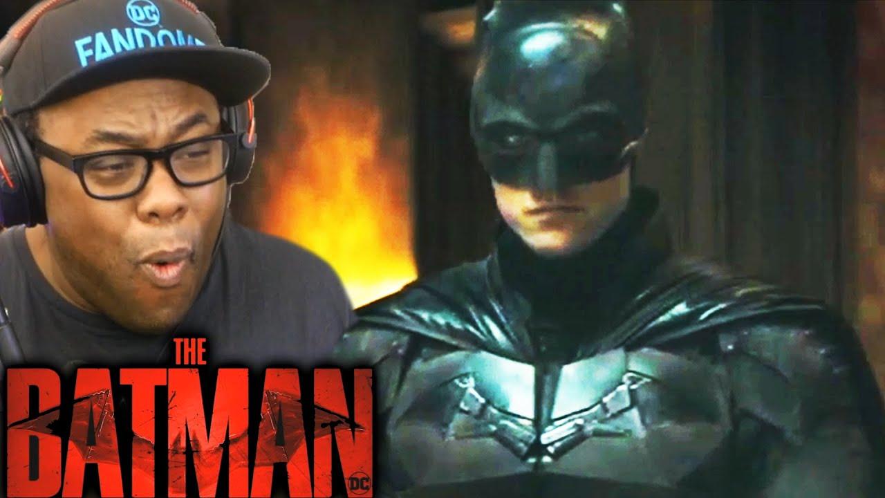THE BATMAN Teaser Trailer Reaction & Thoughts – DC Fandome
