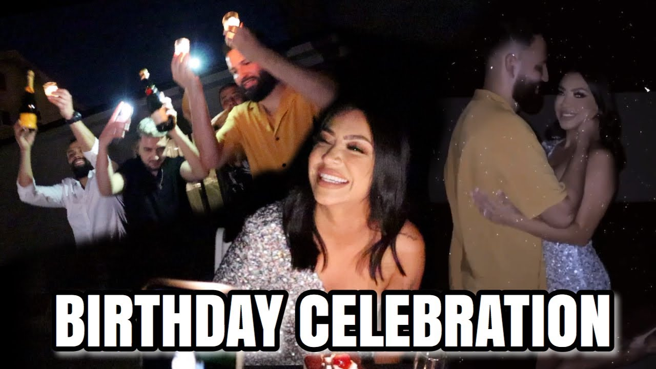 THE MOST LIT BIRTHDAY EVER!!