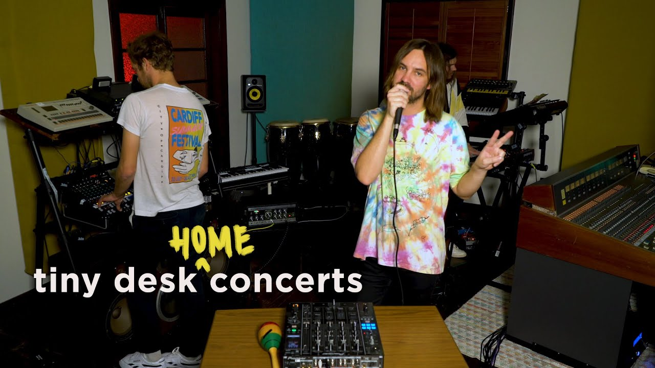 Tame Impala: Tiny Desk (Home) Concert
