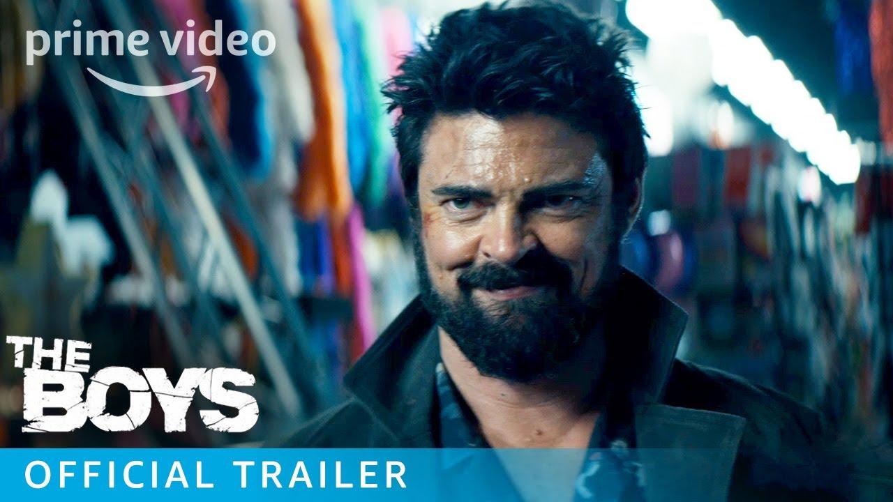 The Boys Season 2 – Official Trailer   Amazon Prime Video