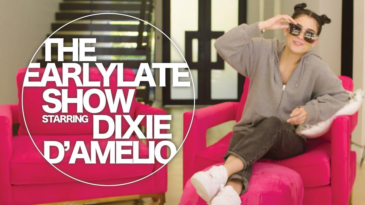 The Dixie D'Amelio Show Episode 01