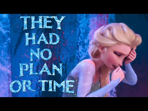 The Insanely Revealing Frozen 2 Behind-the-Scenes Documentary