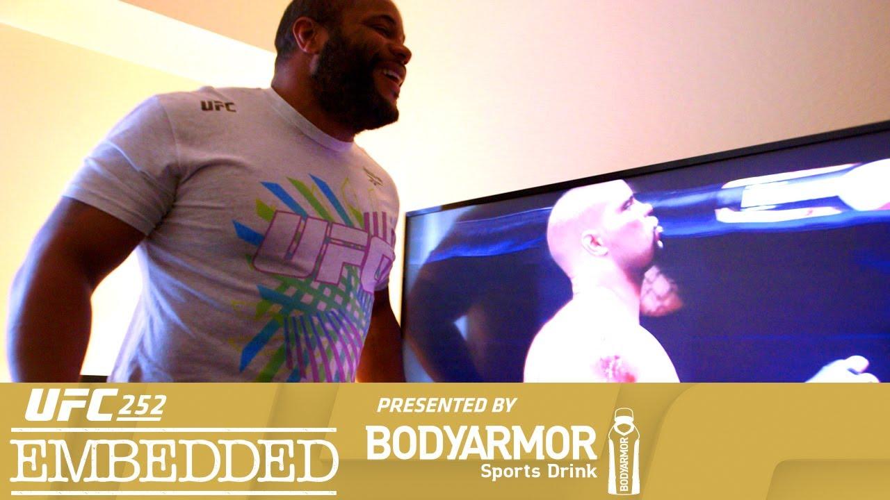 UFC 252 Embedded: Vlog Series – Episode 3
