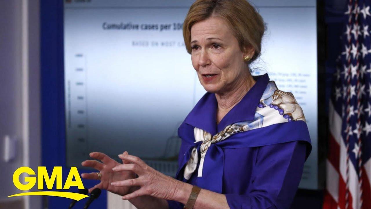 US enters 'new phase' of coronavirus pandemic l GMA