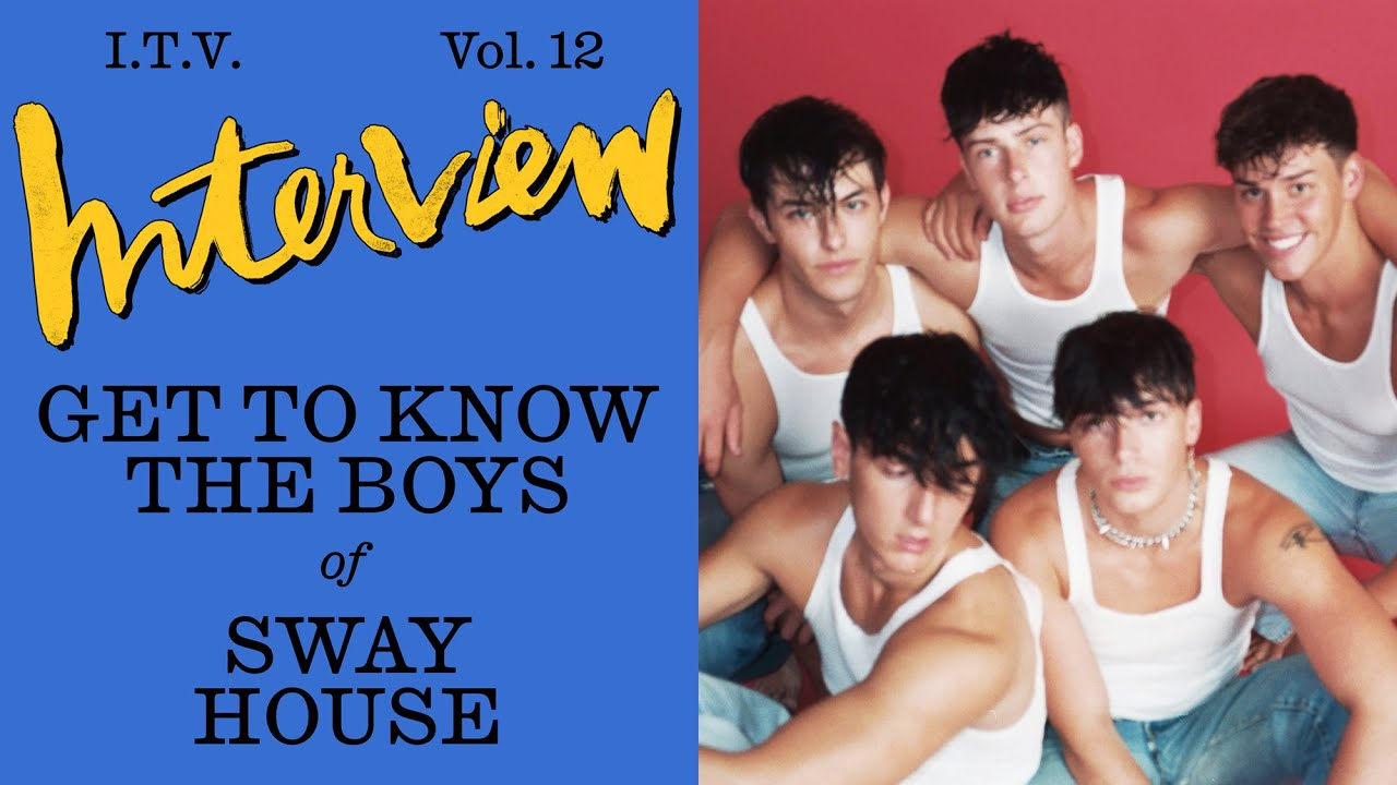 Who's The Hottest Guy at the Sway House…