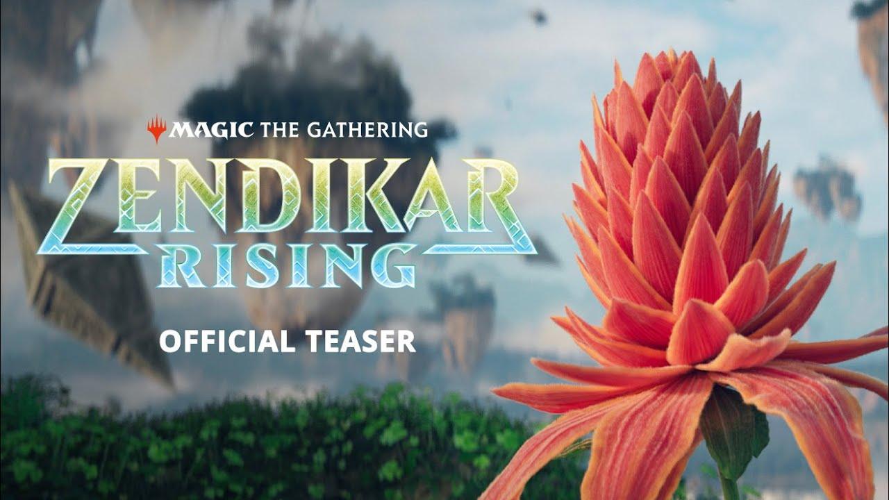 Zendikar Rising Teaser – Magic: The Gathering