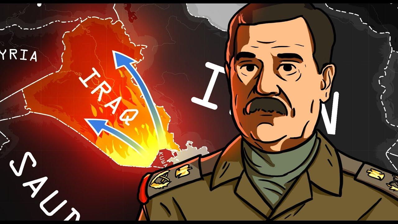 2003 Iraq War (1/2) | Animated History