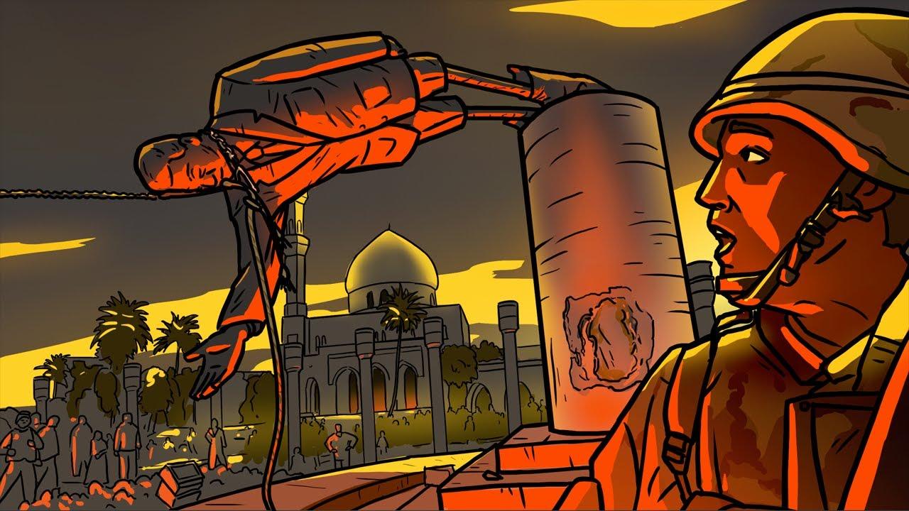 2003 Iraq War (2/2) | Animated History