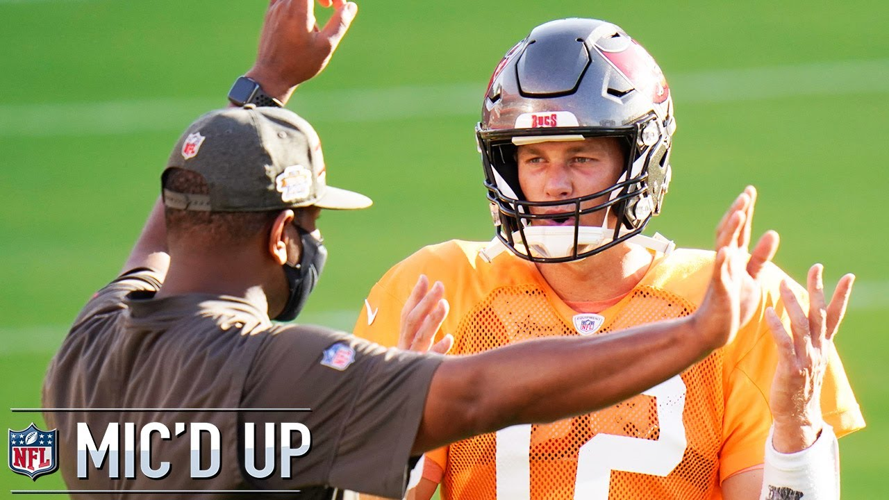 "2020 NFL Training Camp Mic'd Up! ""No one calls you that bro"""