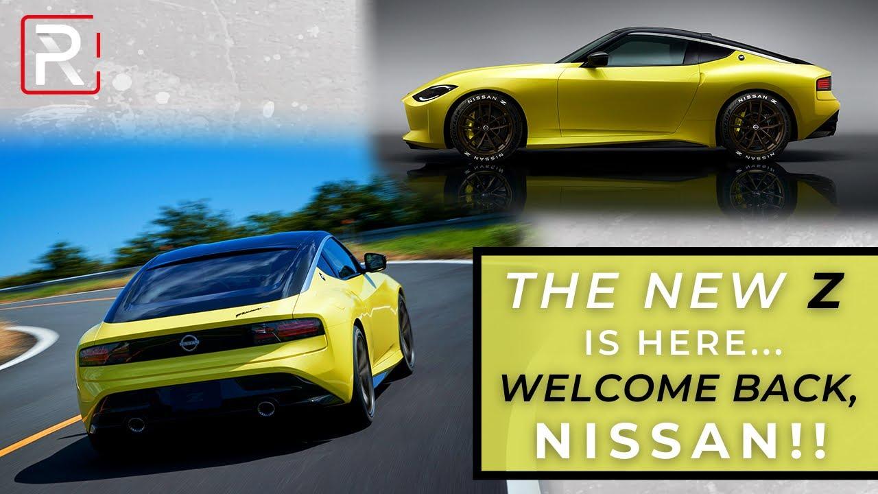 2021 Nissan Z Proto (400Z) – Redline: First Look