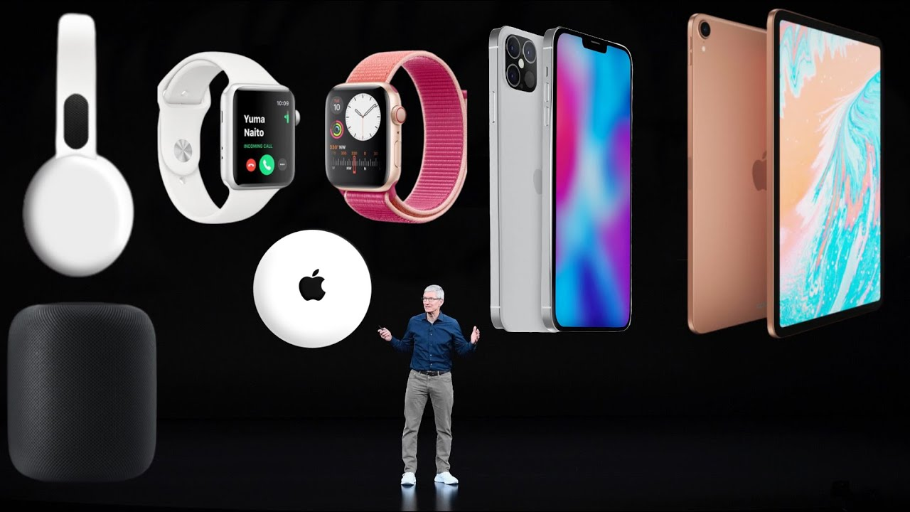 Apple's Massive Product Launch – New 10.8″ iPad Air, iPhone 12, Apple Watch Series 6, and More!