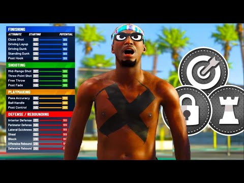 BEFORE YOU MAKE A BEST POINT GUARD BUILD IN NBA 2K21, WATCH THIS (GAMEBREAKING INFO)