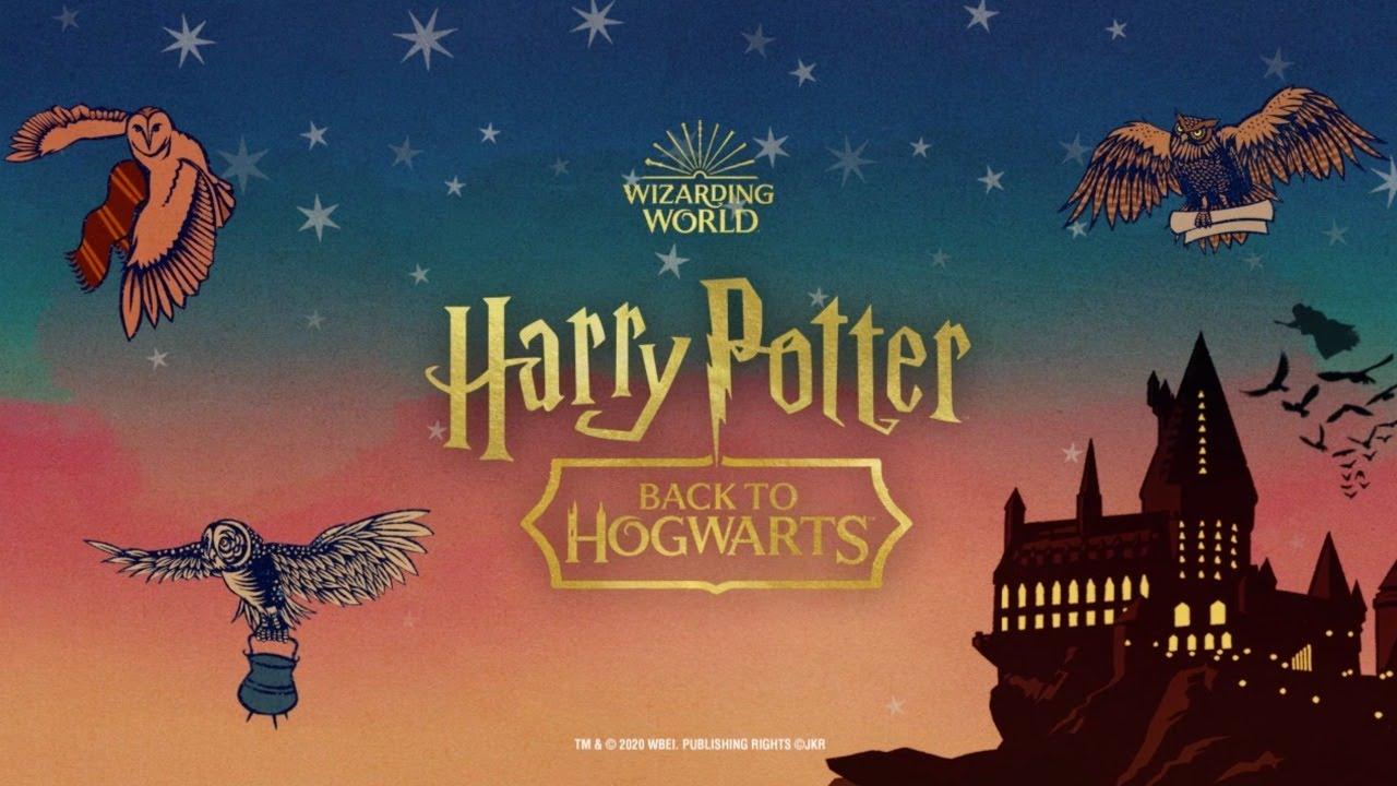 Back to Hogwarts Global Celebration 2020 hosted by the Harry Potter Fan Club – 1 September