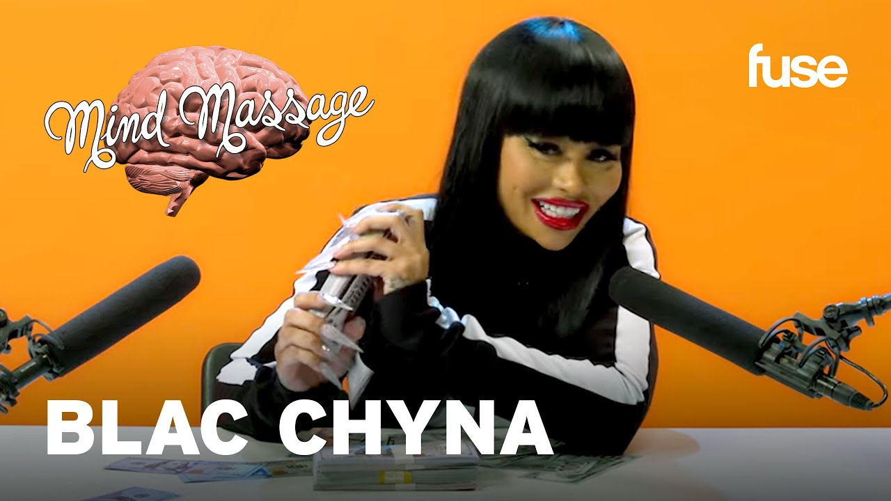 Blac Chyna Does ASMR with Orbeez, Talks Beginning Music, Reality TV & More | Mind Massage | Fuse