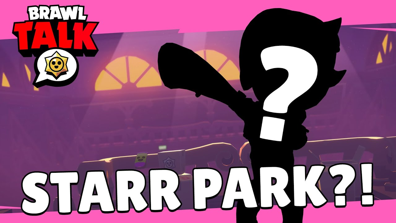 Brawl Stars: Brawl Talk – Welcome to Starr Park! Gift Shop, Colette & More!