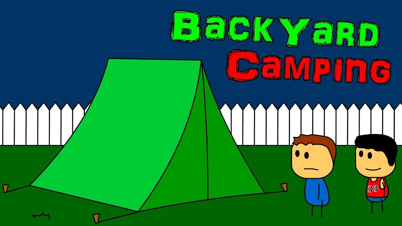 Brewstew – Backyard Camping