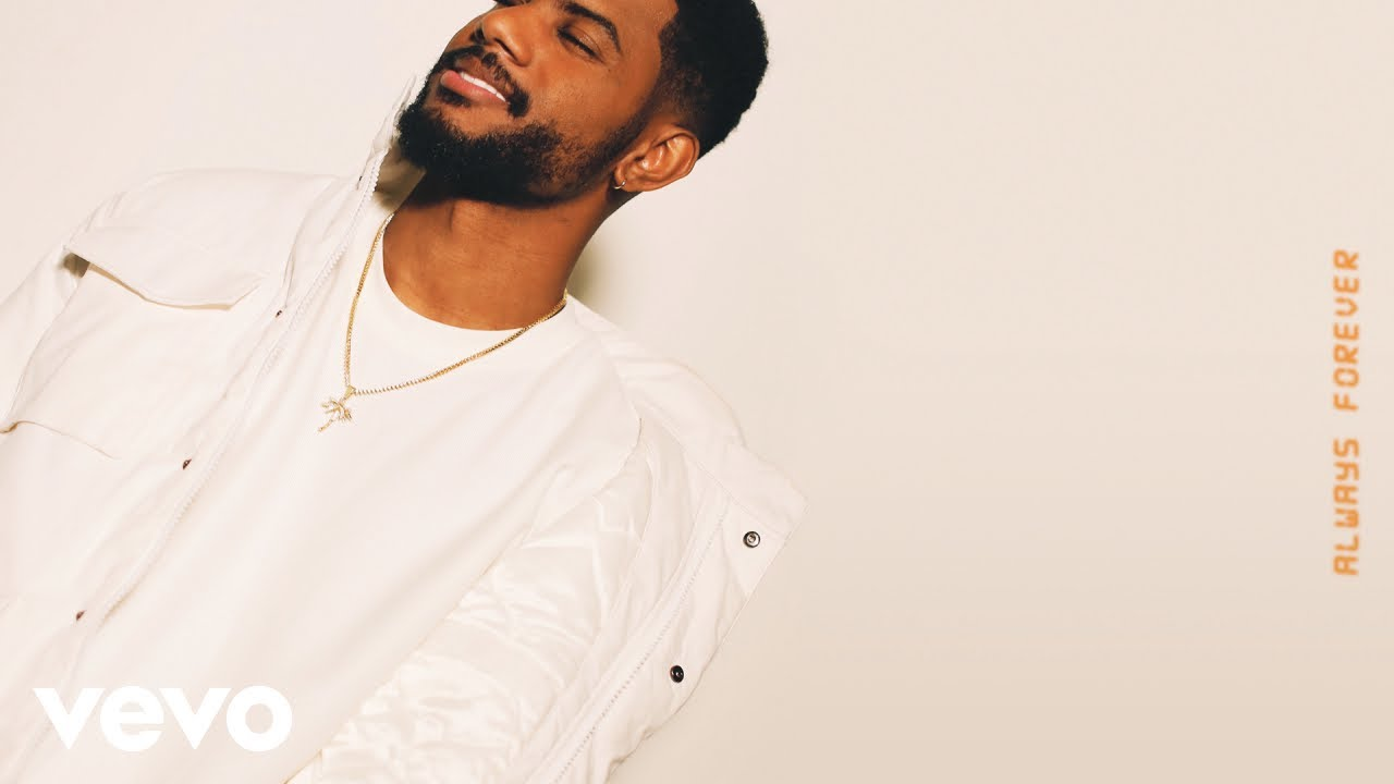 Bryson Tiller – Always Forever (Visualizer)