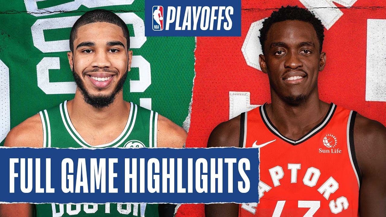 CELTICS at RAPTORS | FULL GAME HIGHLIGHTS | September 1, 2020