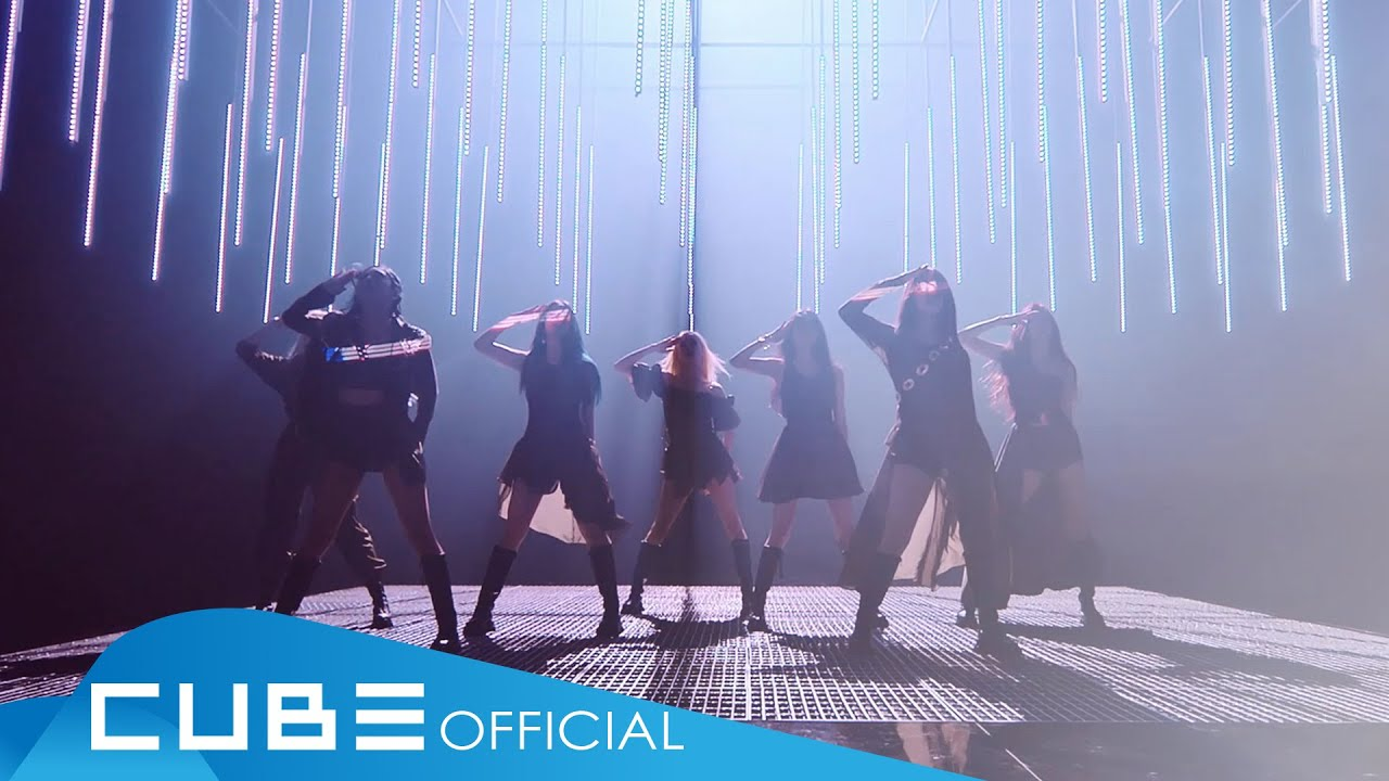 CLC(씨엘씨) – 'HELICOPTER' Official Music Video