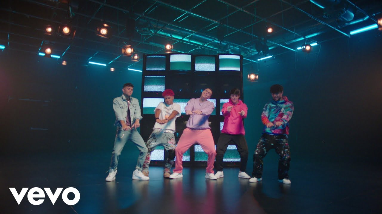 CNCO – Beso (Official Video)