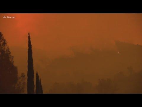 California Wildfires morning update: September 9, 2020