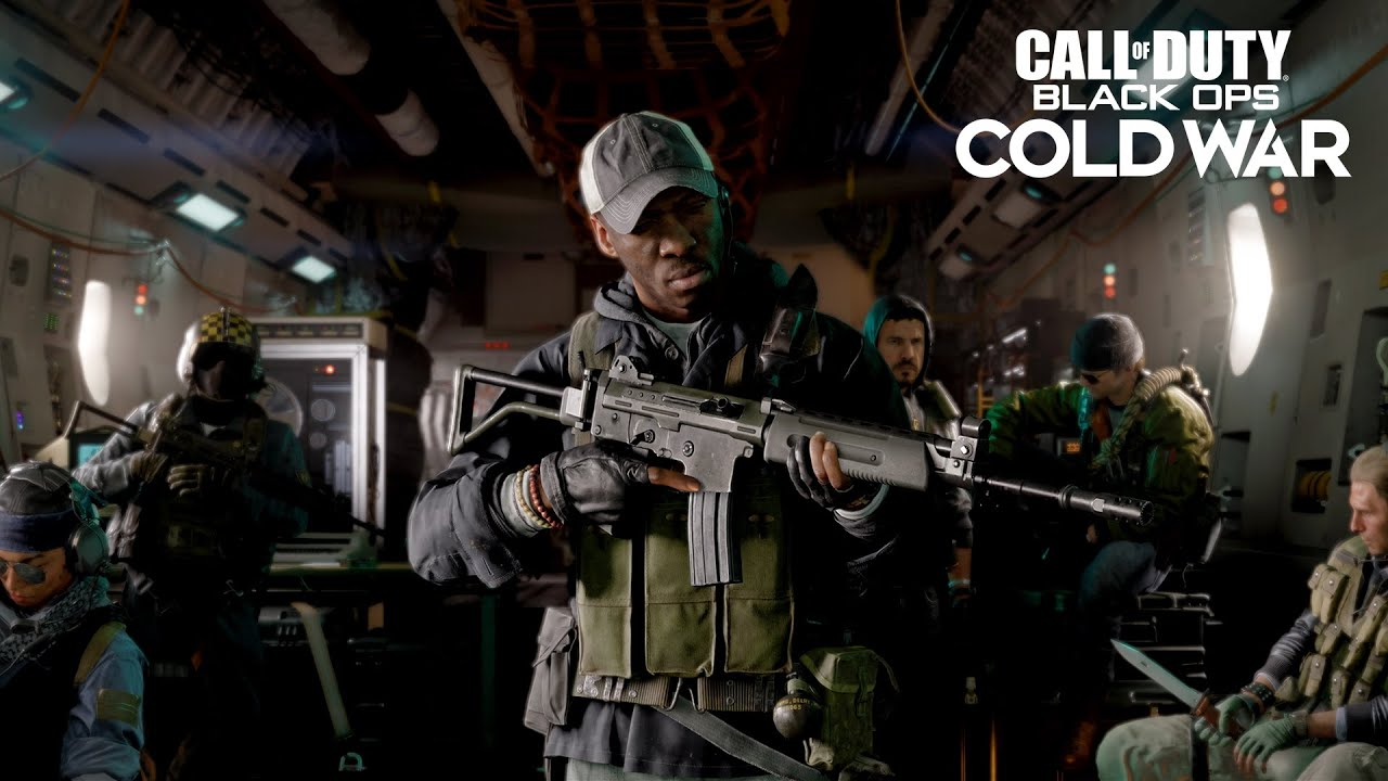 Call of Duty®: Black Ops Cold War – Multiplayer Reveal Trailer