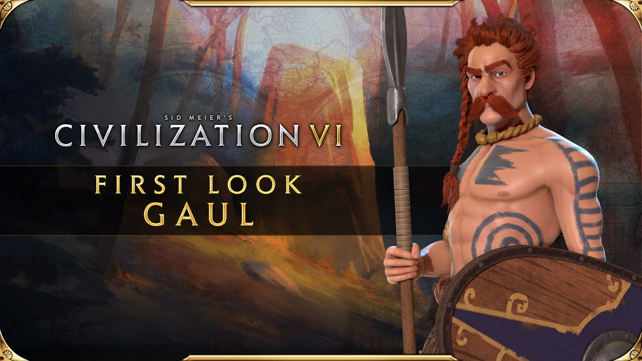 Civilization VI – First Look: Gaul | Civilization VI – New Frontier Pass