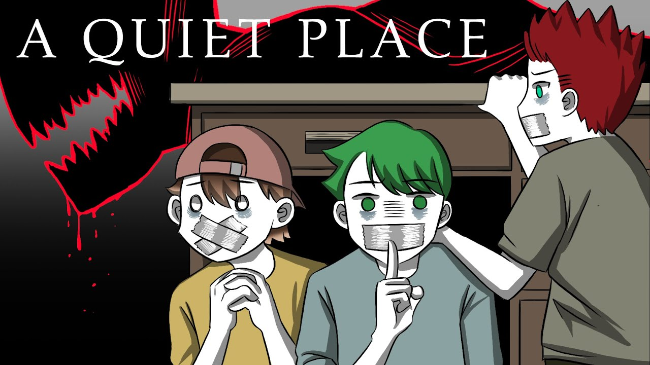 DanPlan Animated | Can You Survive A Quiet Place?