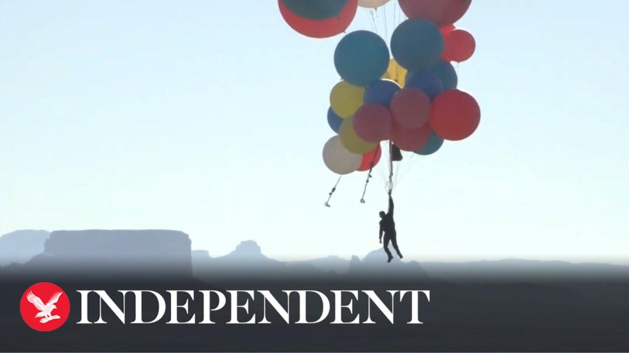 David Blaine Ascension: the key moments