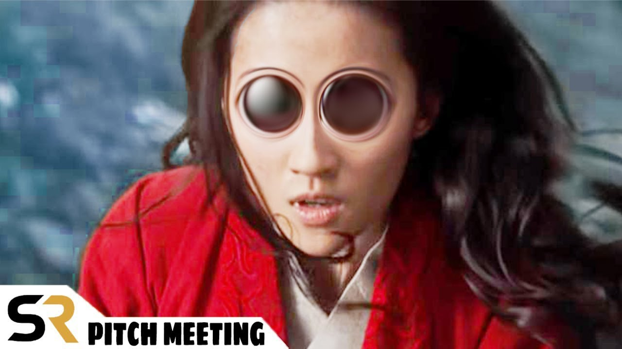 Disney's Live-Action Mulan Pitch Meeting