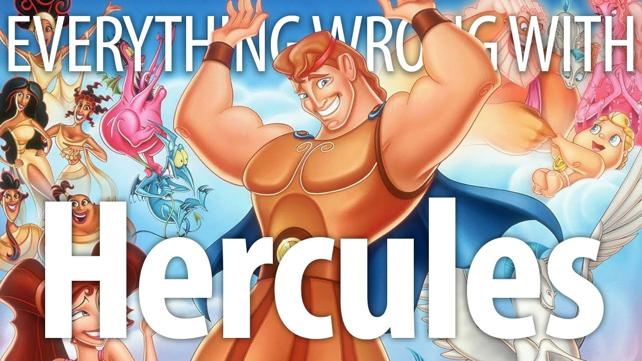 Everything Wrong With Hercules In 17 Minutes Or Less