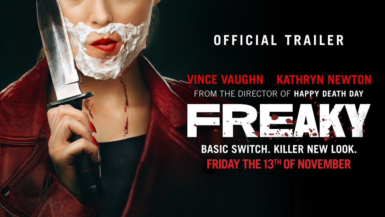 FREAKY – Official Trailer (HD)