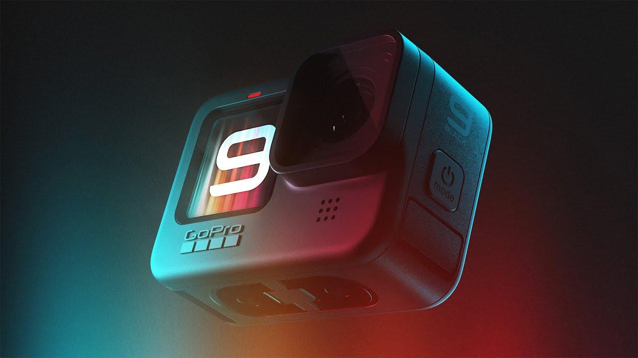 GoPro: Introducing HERO9 Black – More Everything
