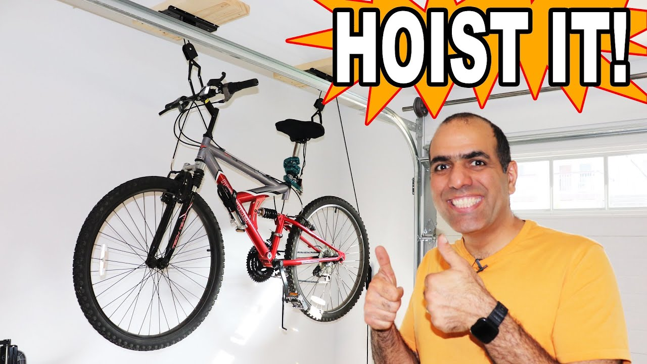 HOIST Your Bike (Installation and Review)