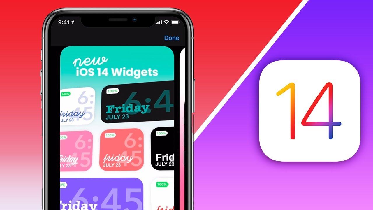 How to add custom color Widgets on iOS 14