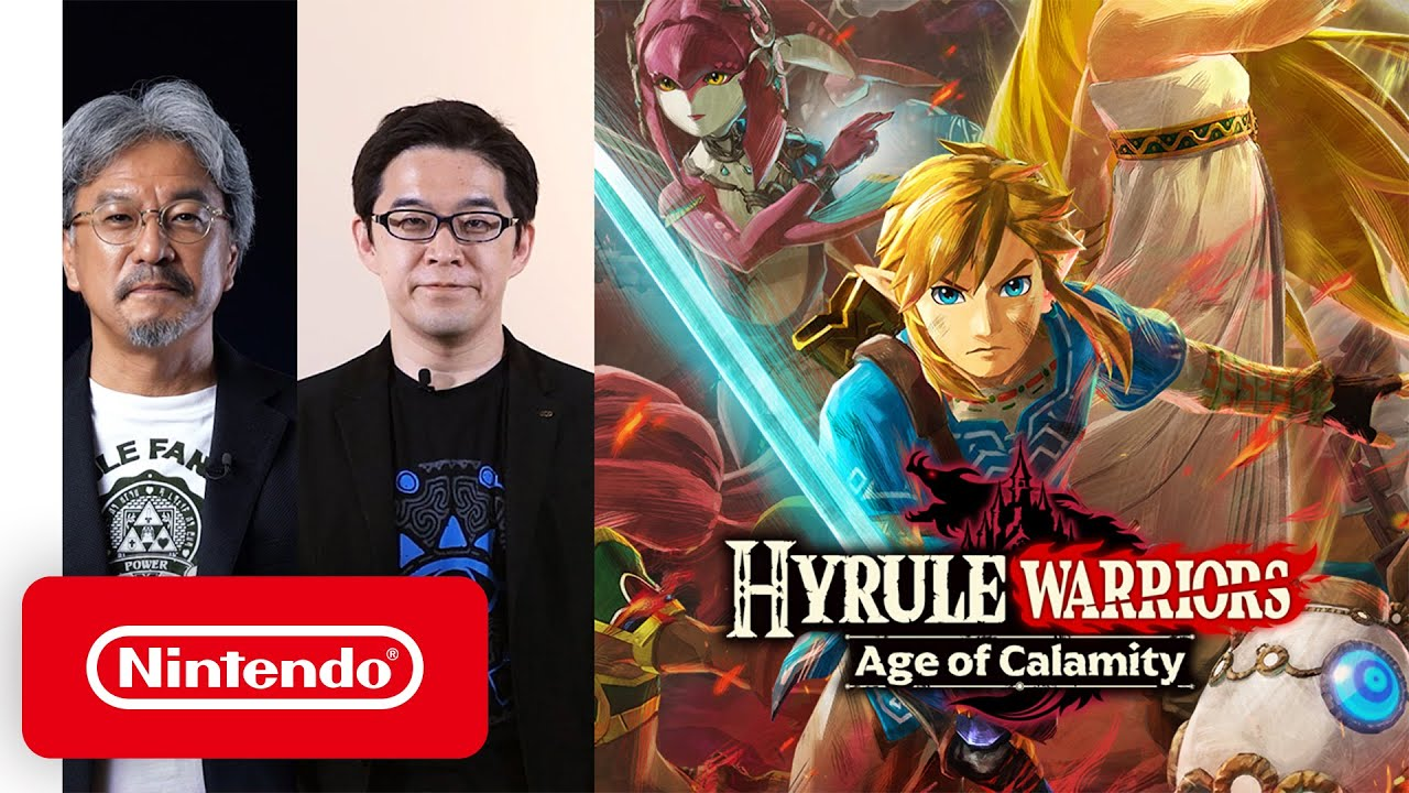 Hyrule Warriors: Age of Calamity – A story 100 years before The Legend of Zelda: Breath of the Wild