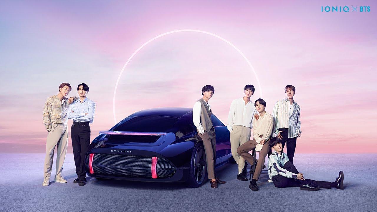 IONIQ x BTS – IONIQ: I'm on it Official M/V