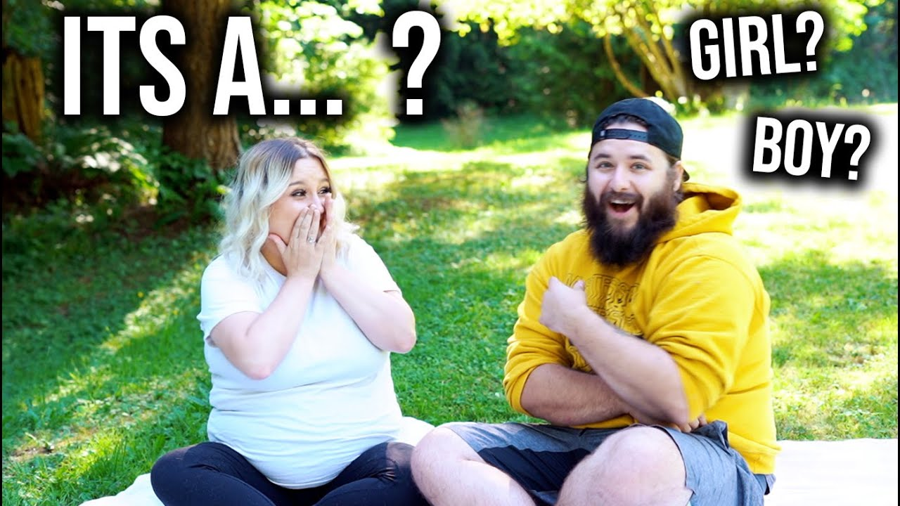 ITS A…. !?! ARE WE HAVING A BOY OR A GIRL?!?