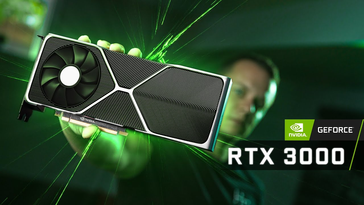 ITS HERE – NVIDIA RTX 3090, RTX 3080 and RTX 3070 Explained