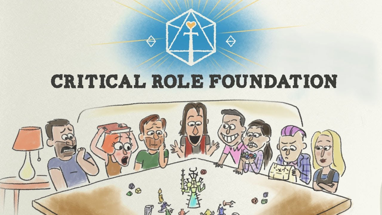 Introducing Critical Role Foundation!