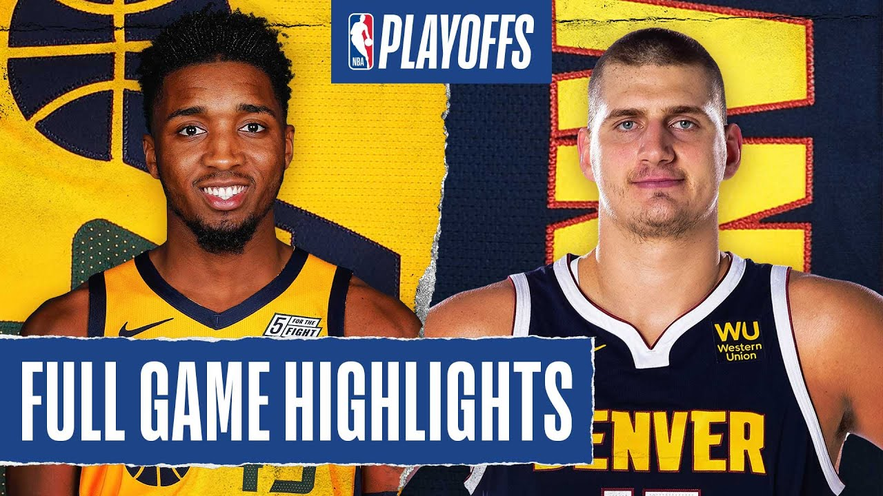 JAZZ at NUGGETS | FULL GAME HIGHLIGHTS | September 1, 2020