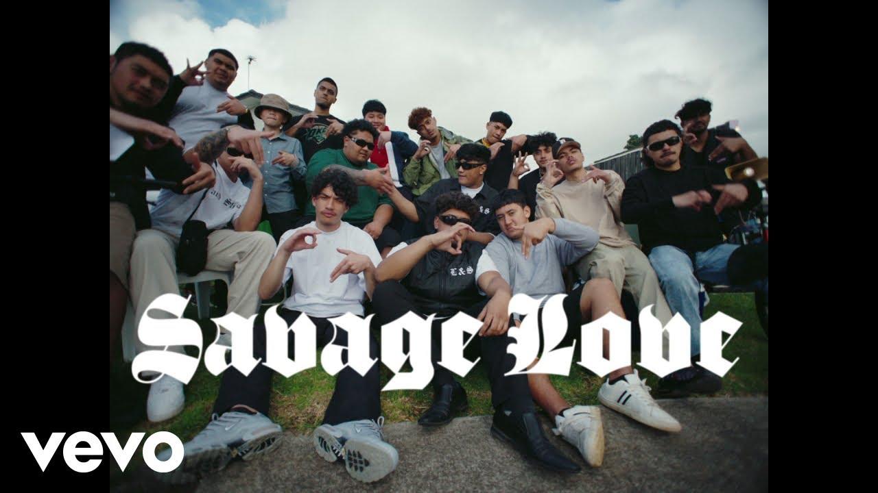 Jawsh 685, Jason Derulo – Savage Love (Laxed – Siren Beat) (Official Video)