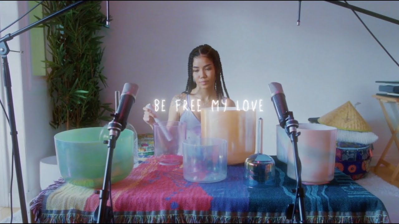 Jhené Aiko – Speak
