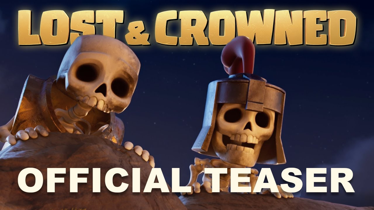 LOST & CROWNED | Official Teaser