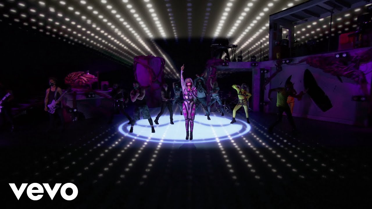 Lady Gaga – VMA Performance 2020