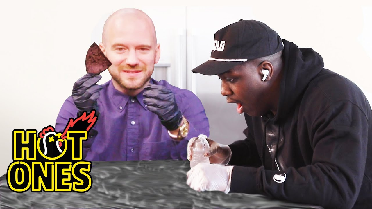 Lil Yachty and Sean Evans Eat the Spiciest Chip in the World | Hot Ones Extra
