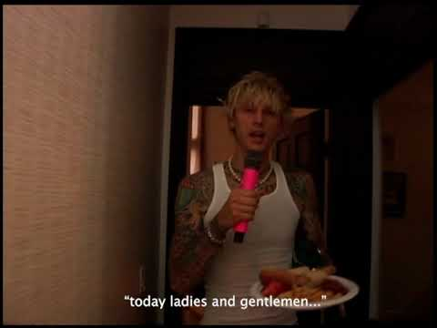 Machine Gun Kelly – How We Made The Cover For Tickets To My Downfall (Trailer)